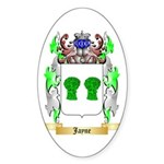 Jayne Sticker (Oval)