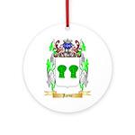 Jayne Ornament (Round)