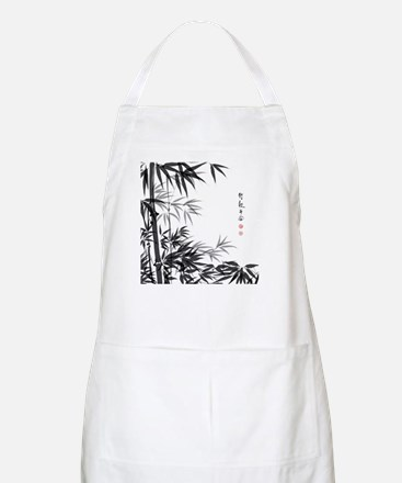 Asian Bamboo Apron