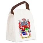 Javier Canvas Lunch Bag
