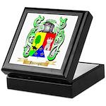Jauregui Keepsake Box