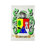 Jauregui Rectangle Magnet (100 pack)
