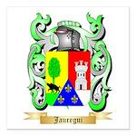 Jauregui Square Car Magnet 3