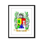 Jauregui Framed Panel Print