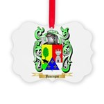 Jauregui Picture Ornament