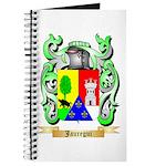 Jauregui Journal