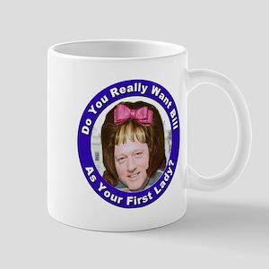 Stop the Clintons Mug