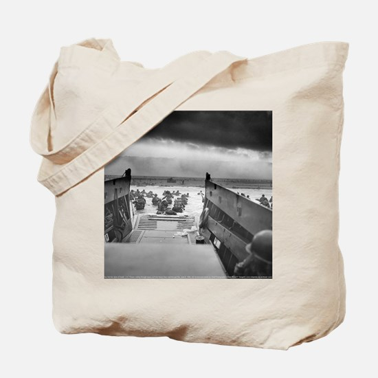 D-Day 6/6/1944 Tote Bag