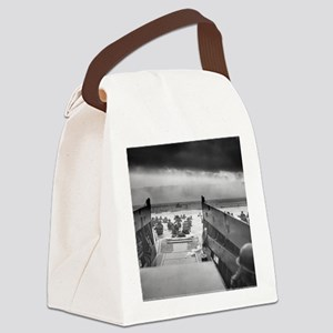 D-Day 6/6/1944 Canvas Lunch Bag