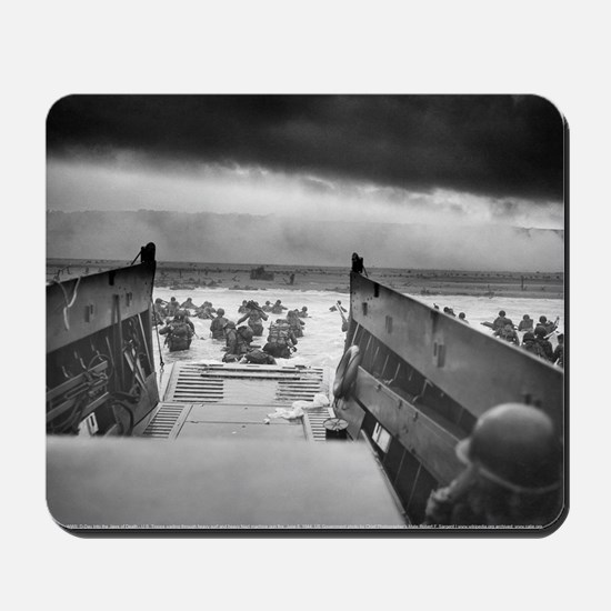D-Day 6/6/1944 Mousepad
