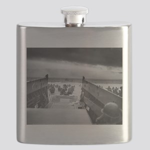 D-Day 6/6/1944 Flask