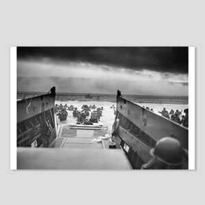 D-Day 6/6/1944 Postcards (Package of 8)