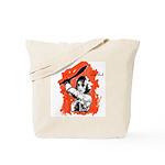White Blush Tote Bag