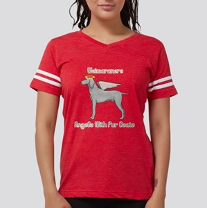 Weimaraners Angels With Fur Coats T-Shirt