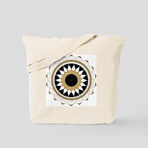 Mandala Lotus Design Tote Bag