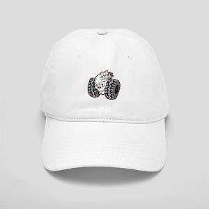 OffRoad Styles Skull Roller Baseball Cap