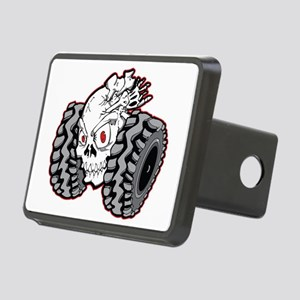 OffRoad Styles Skull Roller Hitch Cover
