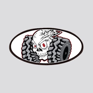 OffRoad Styles Skull Roller Patches
