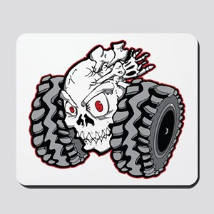 OffRoad Styles Skull Roller Mousepad