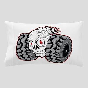 OffRoad Styles Skull Roller Pillow Case