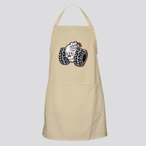 OffRoad Styles Skull Roller Apron