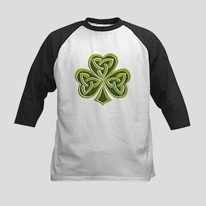 Celtic Trinity Kids Baseball Jersey