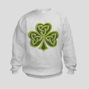 Celtic Trinity Kids Sweatshirt