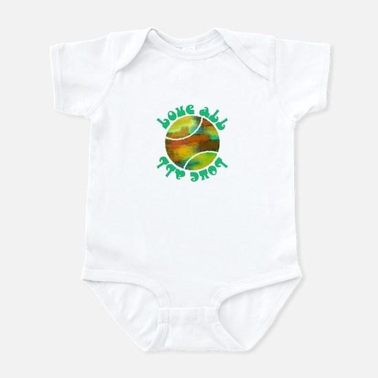 Tennis Kid Infant Bodysuit