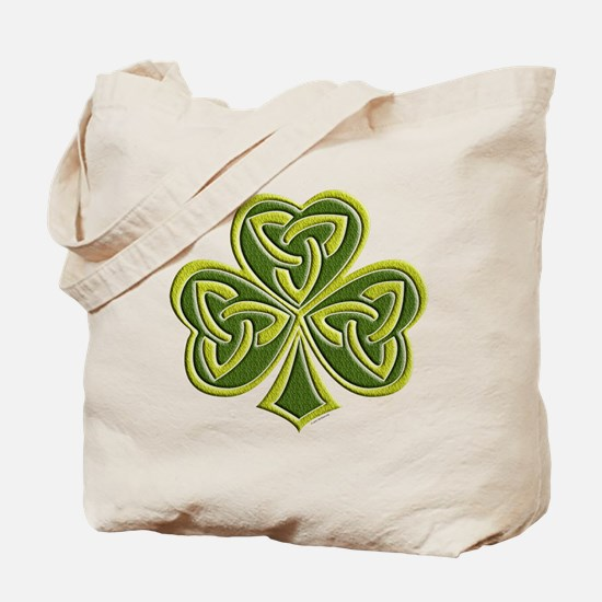 Celtic Trinity Tote Bag