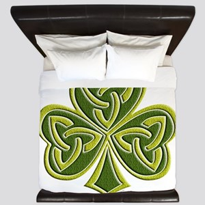 Celtic Trinity King Duvet