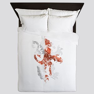 English Lion Queen Duvet
