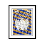 This Form Of Love Framed Panel Print