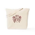 Heart Of A Fool Tote Bag