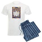 This Form Of Love Men's Light Pajamas