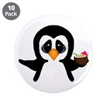 Penguin With Coconut 3.5