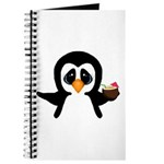 Penguin With Coconut Journal