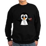Penguin With Coconut Sweatshirt