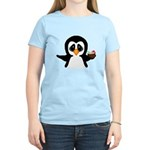 Penguin With Coconut T-Shirt