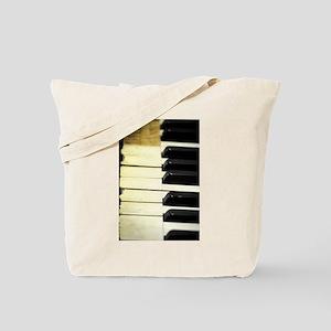 The Keys Tote Bag