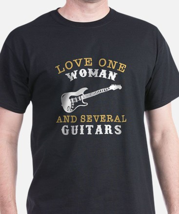 Cute Guitars T-Shirt