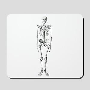 skeleton Mousepad