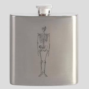 skeleton Flask