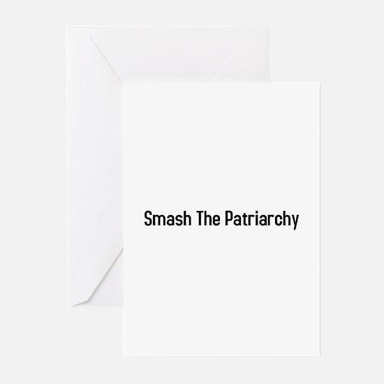 Smash the Patriarchy Greeting Cards (Pk of 10)