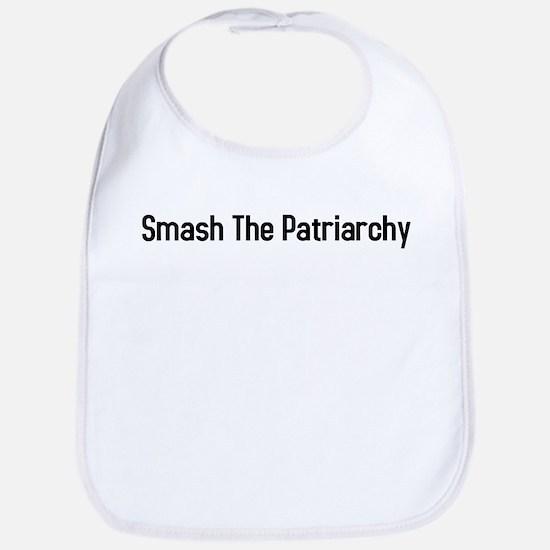Smash the Patriarchy Bib