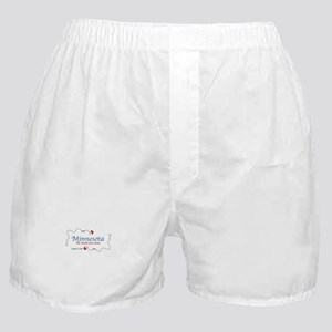 MINNESOTA Boxer Shorts
