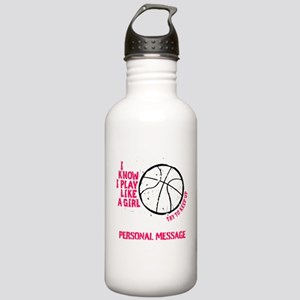 Personalized Basketbal Stainless Water Bottle 1.0L