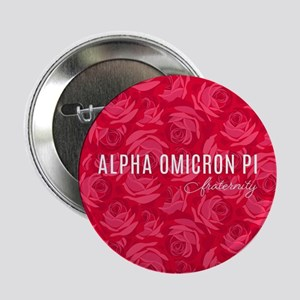 "Alpha Omicron Pi Logo 2.25"" Button (10 pack)"