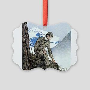 Skerock Holmes illustrations Ornament