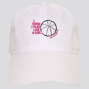 0ada144c5c6 Basketball Girls Hats - CafePress