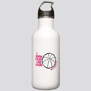 Play Basketball Like a Stainless Water Bottle 1.0L